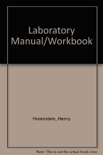 Laboratory Manual/Workbook (0139755098) by Henry Horenstein