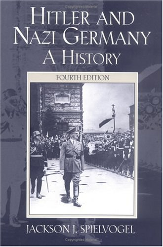 9780139759963: Hitler and Nazi Germany: A History, 4th Edition