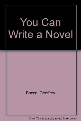 9780139768378: You Can Write a Novel