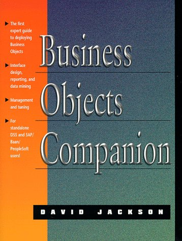 9780139774065: Business Objects Companion