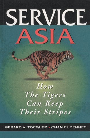 9780139786020: Service Asia: How the Tigers Can Keep their Stripes