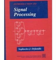 9780139789335: Introduction to Signal Processing