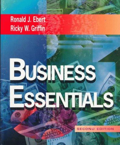 9780139791215: Business Essentials