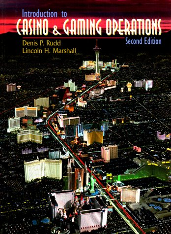 9780139795688: Introduction to Casino and Gaming Operations (2nd Edition)