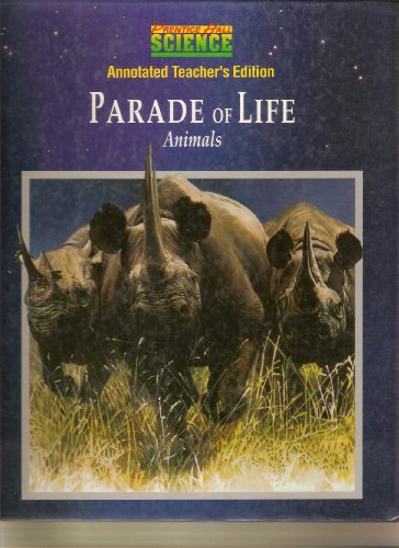 Parade of Life Animals: Maton, Hopkins, McLaughlin,