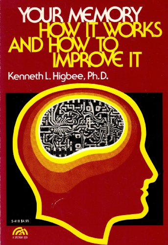 9780139801365: Your Memory: How it Works and How to Improve it (A Spectrum book)
