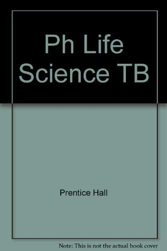 9780139821332: Ph Life Science TB
