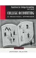 9780139822162: Peachtree for College Accounting