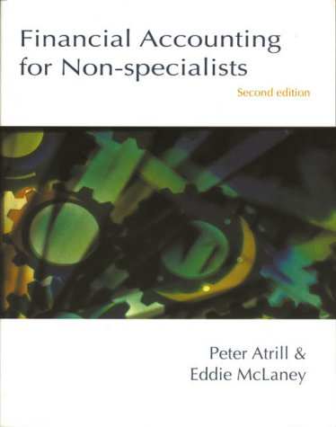 9780139833625: Financial Accounting for Non-specialists