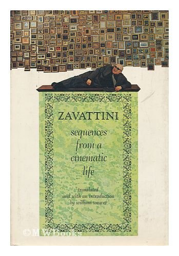 9780139839160: Zavattini: sequences from a cinematic life