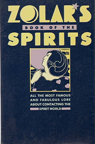 9780139840487: Zolar's Book of the Spirits