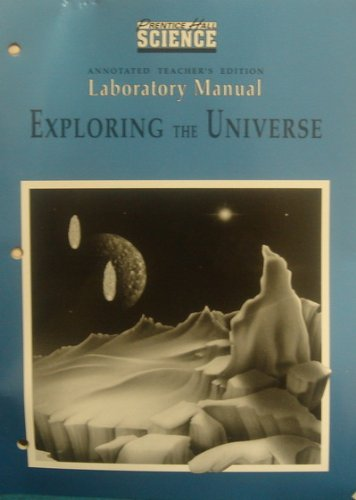 """PH Science """"Exploring the Universe"""" [Laboratory Manual - ANNOTATED TEACHER'S EDITION..."""