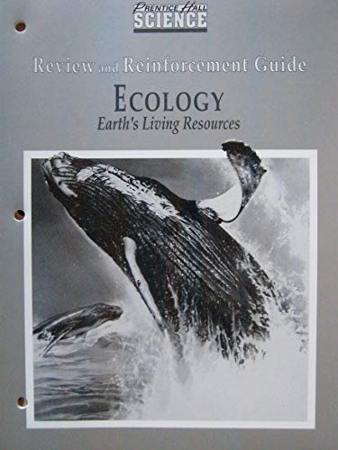 9780139858963: Review and Reinforcement Guide Ecology Earth's Living Resources