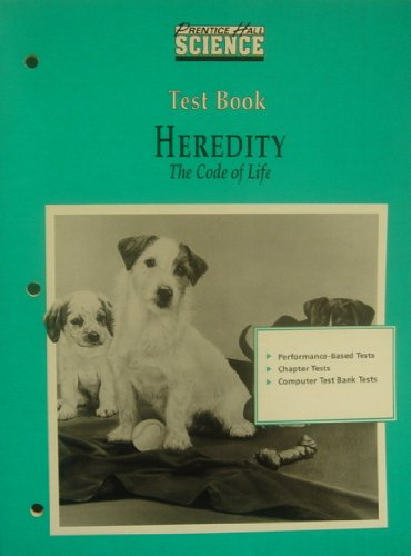 Heredity: The Code Of Life: Activity Book, Laboratory Manual, Test Book And Review And ...