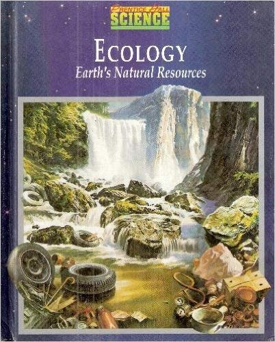 9780139870828: Ecology Earth's Natural Resour
