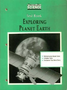 Exploring Planet Earth - Student Test Book (Prentice Hall Science)