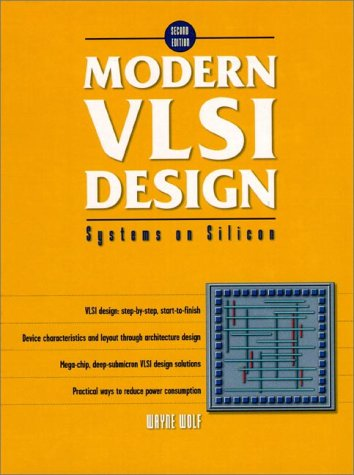 9780139896903: Modern VLSI Design: Systems on Silicon (2nd Edition)