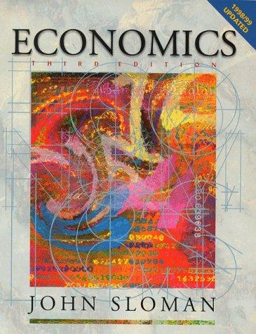 9780139897085: ECONOMICS