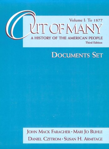 Out Of Many Document Set Vol. 1 Third Edition Document Set