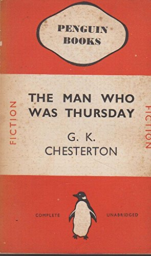 9780140000955: The Man Who Was Thursday: A Nightmare (Modern Classics)