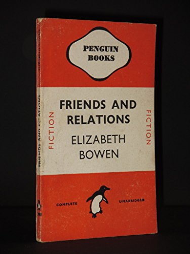 9780140003987: Friends and Relations (Penguin Modern Classics)