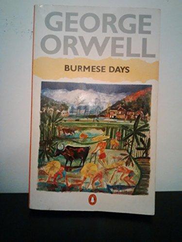 9780140004564: Burmese Days