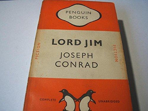 9780140005295: Lord Jim: A Tale (Modern Classics)