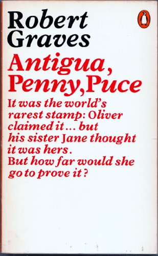 9780140006056: Antigua, Penny, Puce