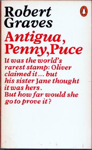 9780140006056: 'ANTIGUA, PENNY, PUCE'