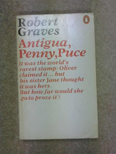 ANTIGUA, PENNY, PUCE': ROBERT GRAVES