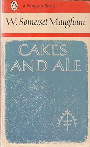 9780140006513: Cakes and Ale