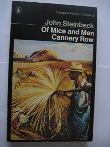 Of Mice and Men and Cannery Row