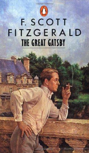 The great gatsby: Scott Fitzgerald