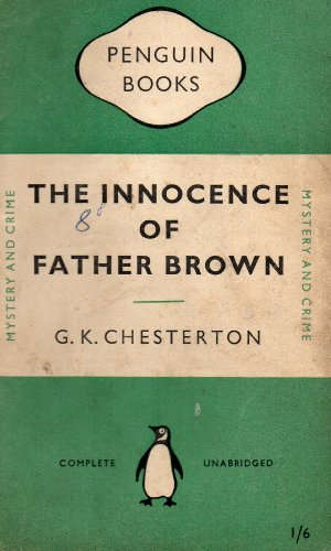 9780140007657: The Innocence of Father Brown (Penguin crime fiction)