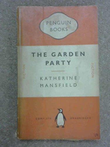9780140007992: The Garden Party