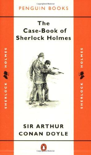 9780140008050: Case Book Of Sherlock Holmes