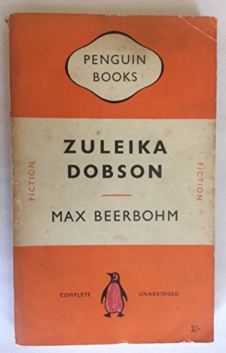 9780140008951: Zuleika Dobson