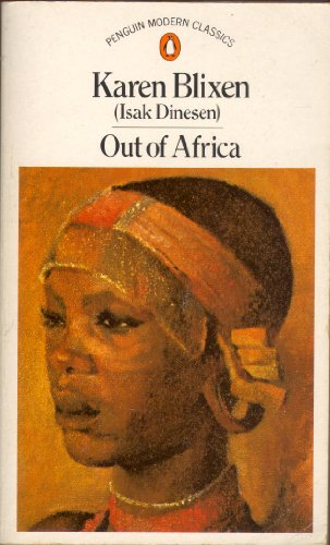 9780140009132: Out of Africa