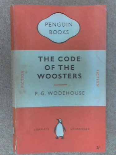 9780140009354: Code Of The Woosters