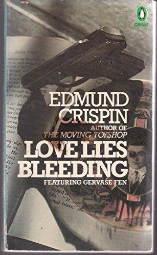9780140009743: Love Lies Bleeding
