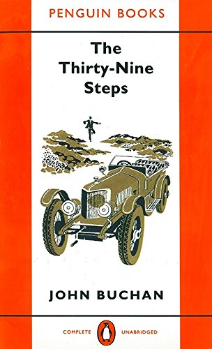 The Thirty-nine Steps (Paperback): John Buchan