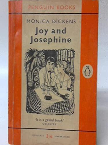 Joy and Josephine: Monica Dickens
