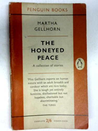 9780140013023: The Honeyed Peace - a Collection of Stories