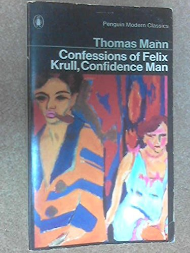 9780140013207: Confessions of Felix Krull, Confidence Man
