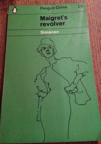 9780140013634: Maigret's Revolver