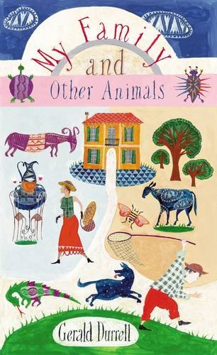 9780140013993: My Family and Other Animals