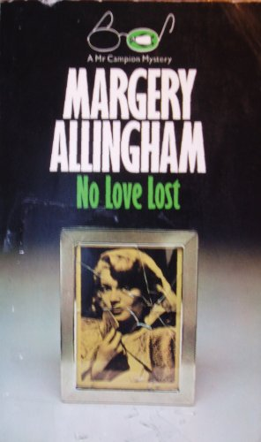 9780140014167: No Love Lost (Penguin crime fiction)
