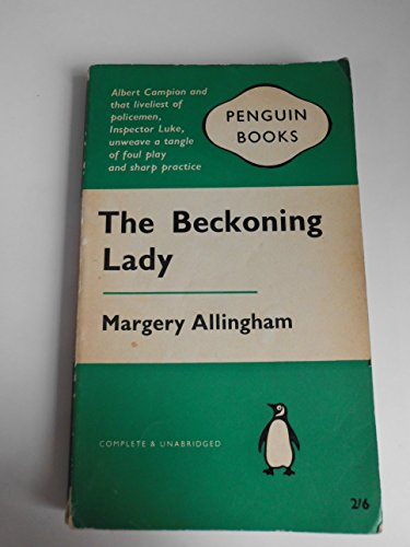 9780140014174: The Beckoning Lady (Penguin Crime Fiction, Book  1417)