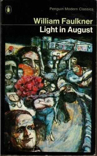 9780140014334: Light In August (Vintage Trade Paperback 1972)