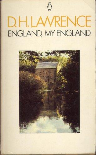 9780140014822: England, My England